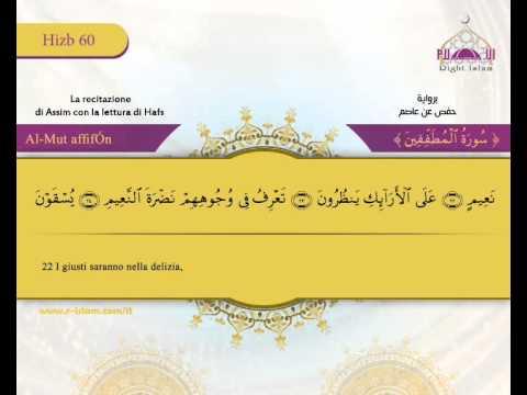 Sura Al Motafifin
