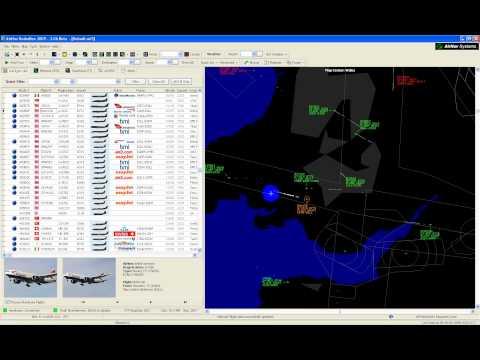 AirNav RadarBox Real-Time Network Pt 2