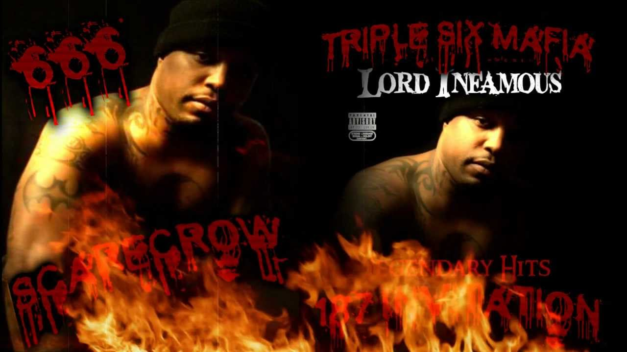 Lord Infamous: 187 Invitation