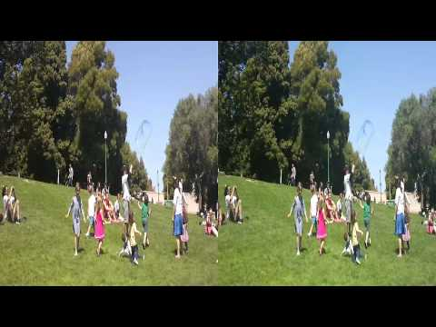 bubbles in duboce park (yt3d:enabled=true)