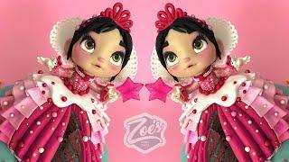 Wreck it Ralph 2 cake Vanellope Doll cake | Vanellope von Schweetz