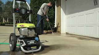 Video: LAVADORA A PRESIÓN E-START HONDA DE 3000 PSI