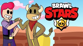 COLT & HORNSTROMP - BRAWL STARS ANIMATION