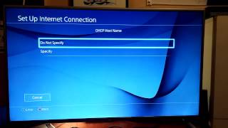 American Netflix DNS Codes for PS4