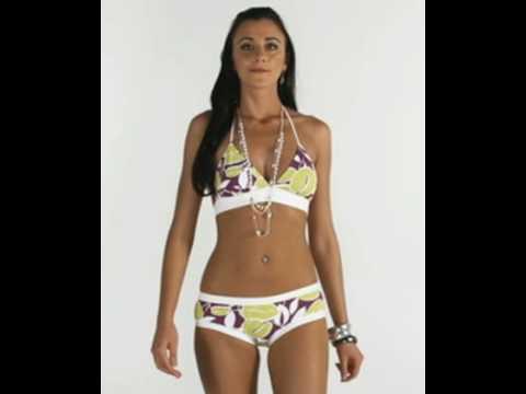 Slim athletic model wears Brazilian bikini Robalo 24
