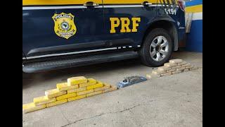 PRF prende casal de traficantes com cocaína e pasta base, em Sapiranga