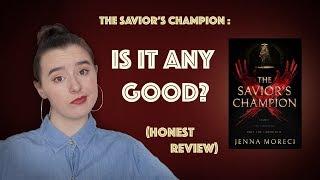 The Savior's Champion Spoiler Free Review
