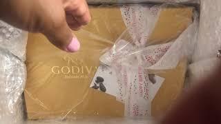 Episode 98 Unboxing Godiva