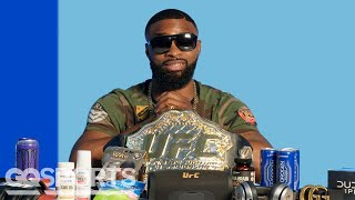10 Things UFC Champion Tyron Woodley Can't Live Without | GQ