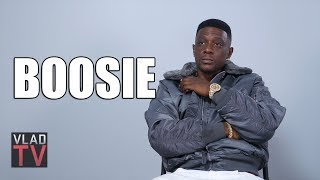 "Boosie on Relationship with Webbie: ""Right Now We on Different Grinds"" (Part 13)"