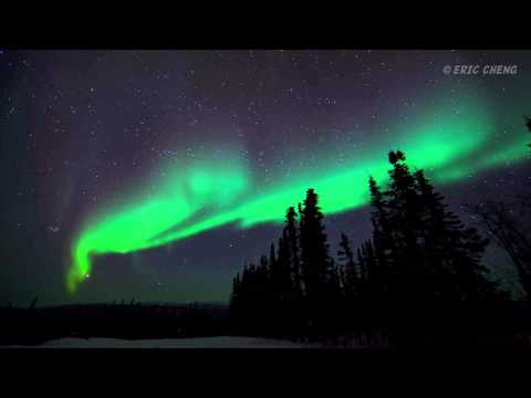 video Tour de la aurora boreal en Alaska
