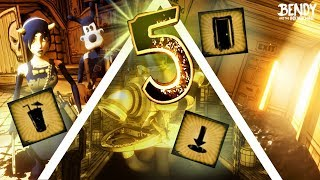 Bendy Chapter 5 Achievement analysis & Predictions (Bendy & the Ink Machine)