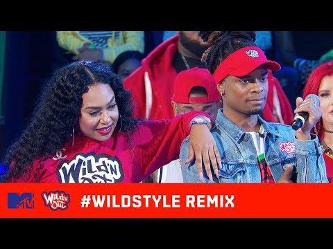 B. Simone & Zoie vs. Pretty Vee & HiMyNamesTee 🔥 | Wild 'N Out | #WildstyleREMIX