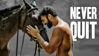 Never Quit : The other side of Navdeep..