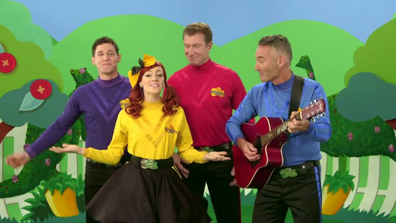 Apples And Bananas New Cd And Dvd From The Wiggles Youtube