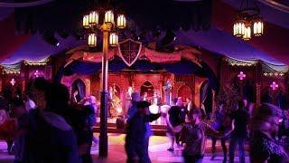 🔴Live: Disneyland Swing Dancing - The Royal Swing Big Band Ball - Live Stream