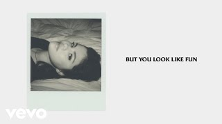 Selena Gomez - Fun (Official Lyrics)