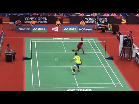 20170701TAIPEI OPEN SF MS 周天成(華)vs 李梓嘉(馬)