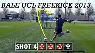 Goals Recreated ft. Real Madrid Players Bale,Modric,Nacho,Kovacic