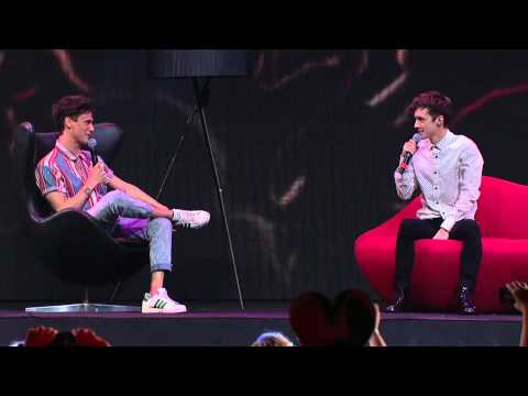 Troye Sivan @ YouTube FanFest Australia 2015