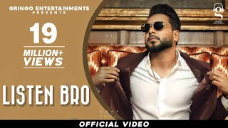 Listen Bro – Khan Bhaini Video HD