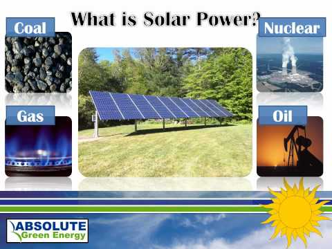 Absolute Green Energy Overview