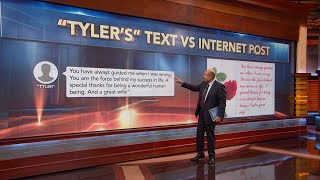 What Dr. Phil Reveals About Texts Written To Woman Who Believes She's Communicating With Tyler Pe…