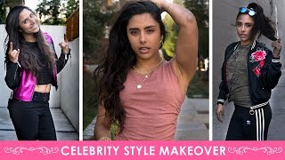 I Got A Celebrity Style Makeover 👗👠