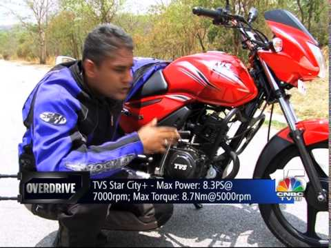 Overdrive: TVS Star City Plus