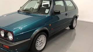 1990 VW Golf GTi Big Bumper