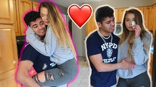 I Asked Madi To Be My Girlfriend...(She broke in Tears) | JoshuaSuarez