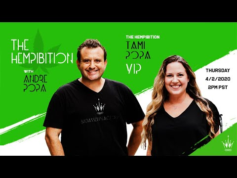 The Hempibition Live with Tami Popa | How to Make Money From Home 2020