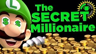 Game Theory: Luigi from Super Mario Bros gets the gold