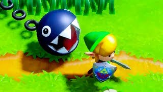 THE LEGEND OF ZELDA: Link's Awakening Remake Trailer (2019) Switch