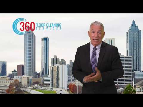 Commercial & Industrial Cleaning Services in Atlanta Metro Area