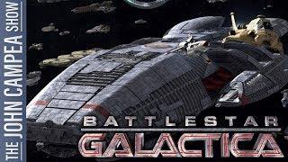 Battlestar Galactica Reboot Officially On The Way - The John Campea Show