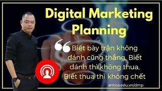 [Livestream] Digital Marketing Planning kế hoạch Marketing trên 1 trang A4 - Nguyễn Vĩnh Cường