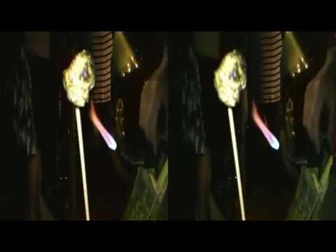 Roasting marshmallows with a blow torch (YT3D:Enabled=True)