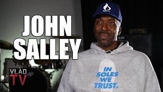 John Salley on Colleges 'Pimping Out' Players for Free Scholarships (Part 2)