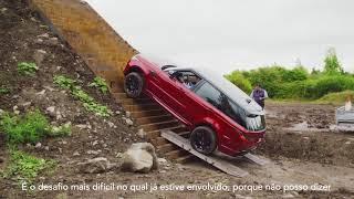 Os testes | Range Rover Sport | Dragon Challenge
