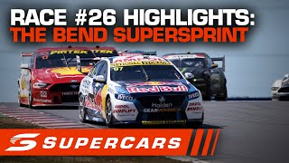 Highlights: Race #26 - The Bend SuperSprint | Supercars 2020