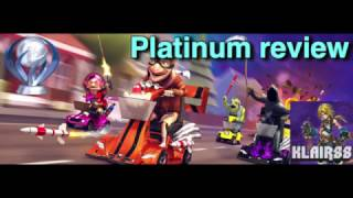 Coffin Dodgers PS4 - Easy Platinum!! Klair reviews