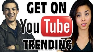How Youtubers REALLY get on the Trending Page - GFM