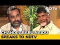 PM Ignored Me In Parliament, Says Chandrababu