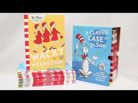 Dr. Seuss Book Box Set available online at The Works