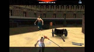 GunZ 1.5 [2011 Gladiator] Languid vs BlueDragon 1/2