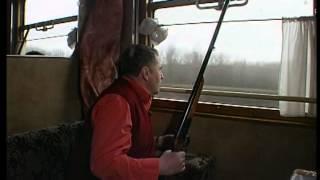 Барин на охоте – как Жириновский по воронам стрелял