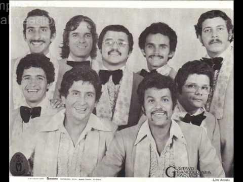 Gustavo Quintero - Mosaico Colombiano -Los Graduados - En Vivo - 1978