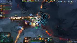 Dota 2 It's Explosive Miracle Meets w33 ON MID