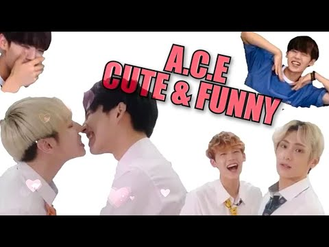 A.C.E (에이스) CUTE & FUNNY MOMENTS #6